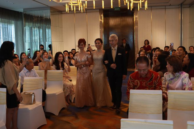 Entertainment Sangjit Raffles Hotel Jakarta - Double V Entertainment by Raffles Jakarta - 013