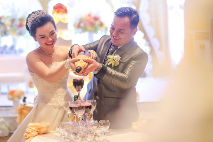 Irwin & Lily Wedding by MariMoto Productions - 005