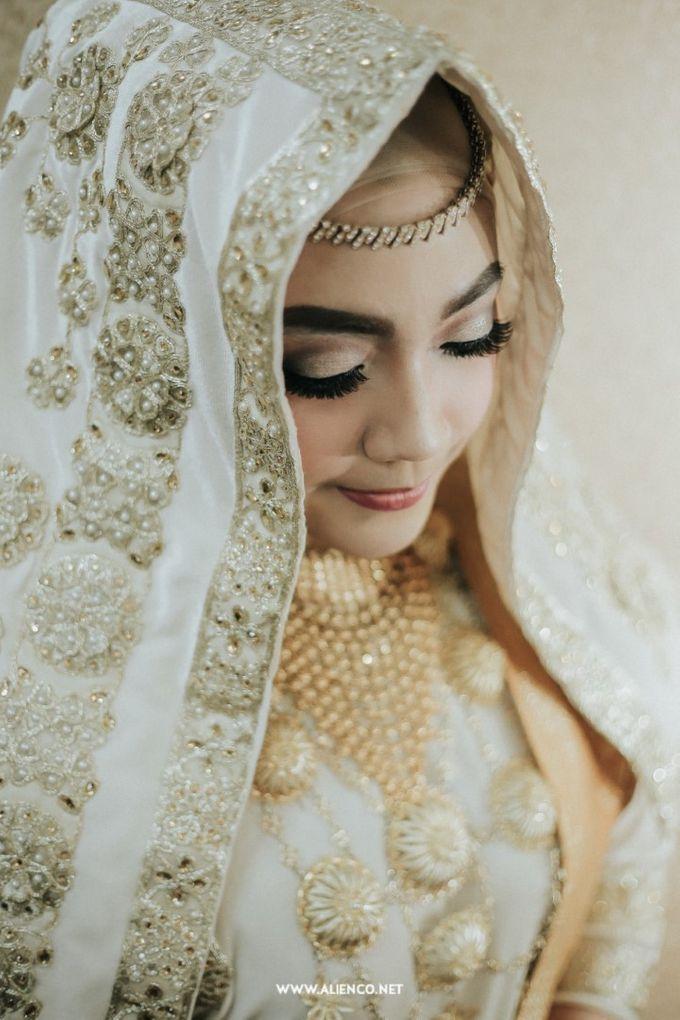 The Wedding Of Fara & Alief by alienco photography - 039