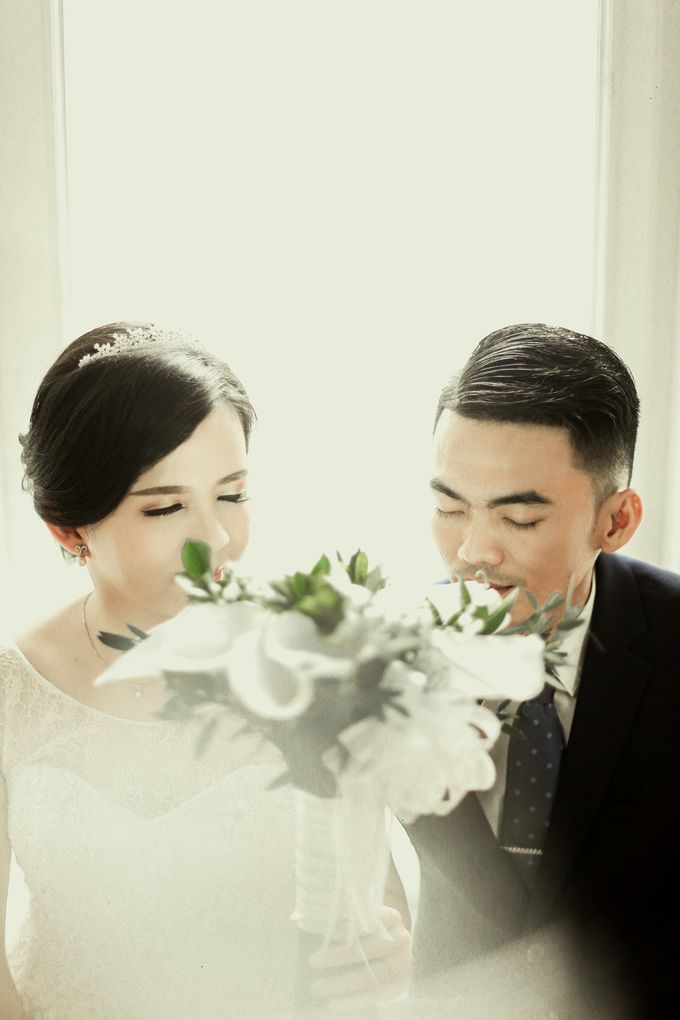 Studio Prewedding - Ana & Ezral by Willie William Photography - 022