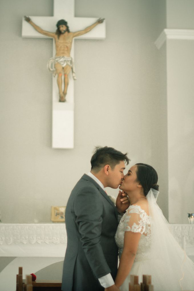 Roilan & Rochelle Wedding by MRCD Film Production - 006