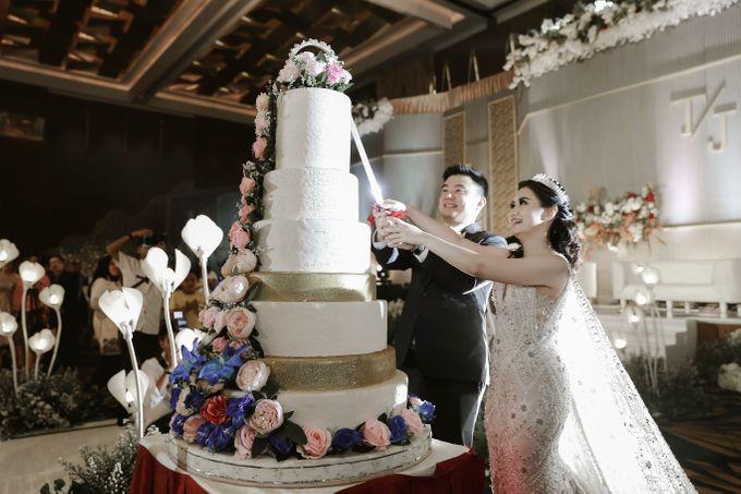The Wedding of  Tirto & Jessy by Satori Planner - 015