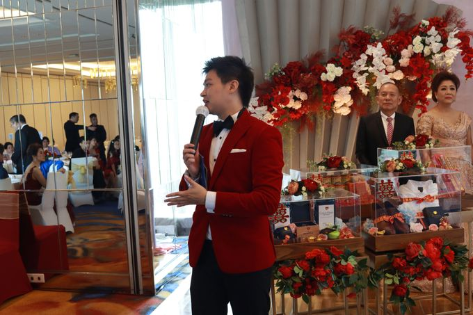 Entertainment Sangjit Raffles Hotel Jakarta - Double V Entertainment by Raffles Jakarta - 021