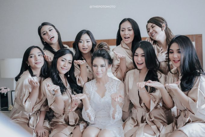 Arfandi & Vanessa Wedding by Thepotomoto Photography - 002