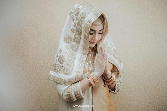The Wedding Of Fara & Alief by alienco photography - 040