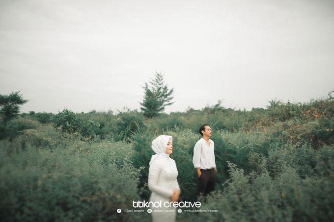 Prewedding Fira + Fachri by Titiknol Creative - 006