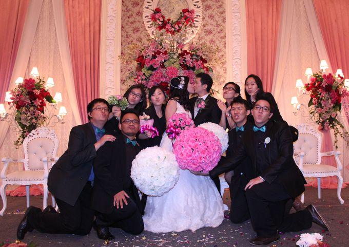 The Wedding of Darwin & Vindi by WedConcept Wedding Planner & Organizer - 004