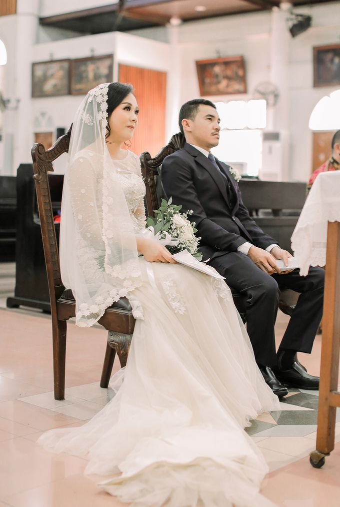 Real intimate wedding on pandemic 2020 MARIA & GALUNG by Kimus Pict - 014