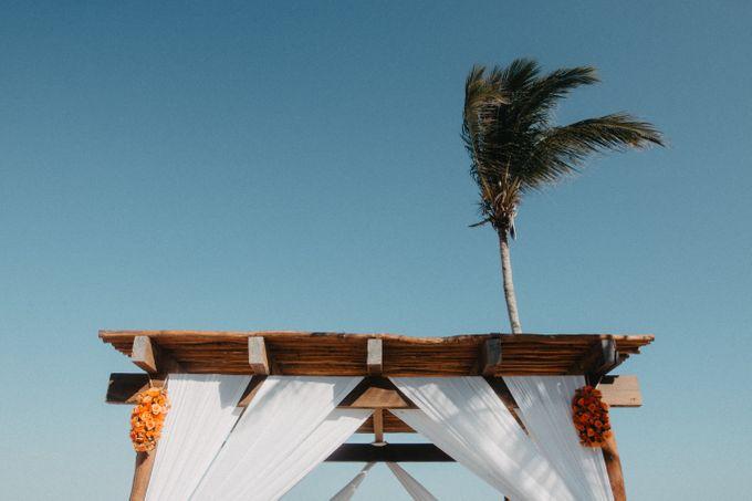 Weddingday Mr & Mrs Battie by Topoto - 041