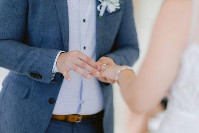 Wedding of Marvin & Lynda by The Seminyak Beach Resort & Spa - 009