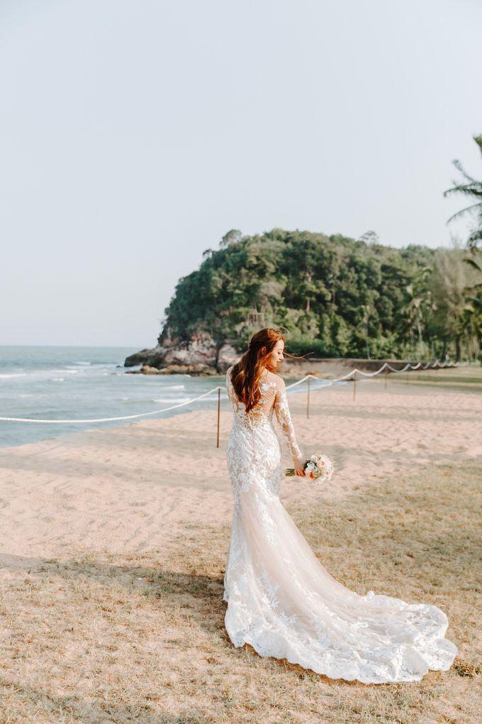 Club Med Cherating Beach wedding   Katelyn & Luca by JOHN HO PHOTOGRAPHY - 050