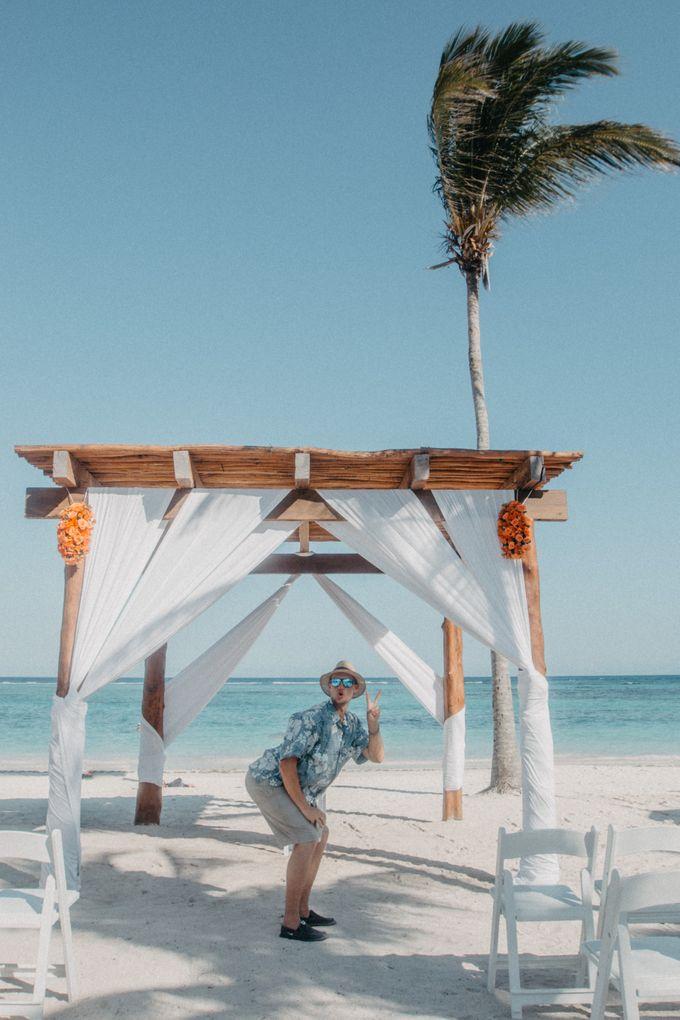 Weddingday Mr & Mrs Battie by Topoto - 042