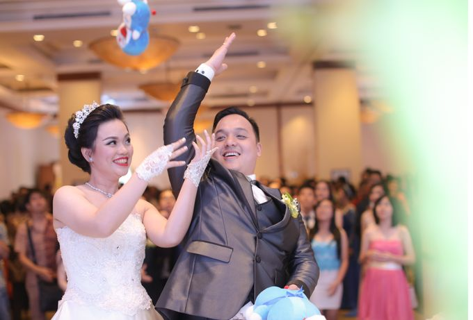 Irwin & Lily Wedding by MariMoto Productions - 006