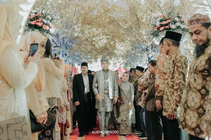 PURI ARDHYA GARINI WEDDING OF NIA & AFFAN by alienco photography - 013