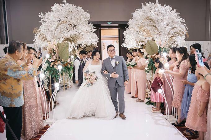 Indra & Yoan Wedding at Hilton by PRIDE Organizer - 030