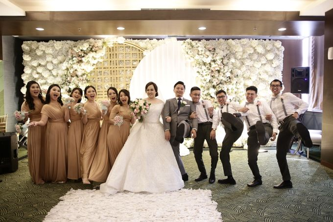 Wedding of Dedy & Yolanda by Finest Organizer - 021