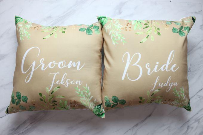 Jekson & Ludya Wedding by Eline Gift - 003