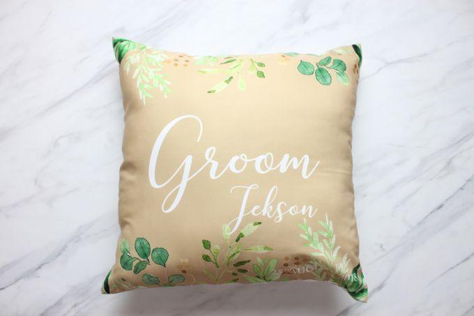 Jekson & Ludya Wedding by Eline Gift - 001