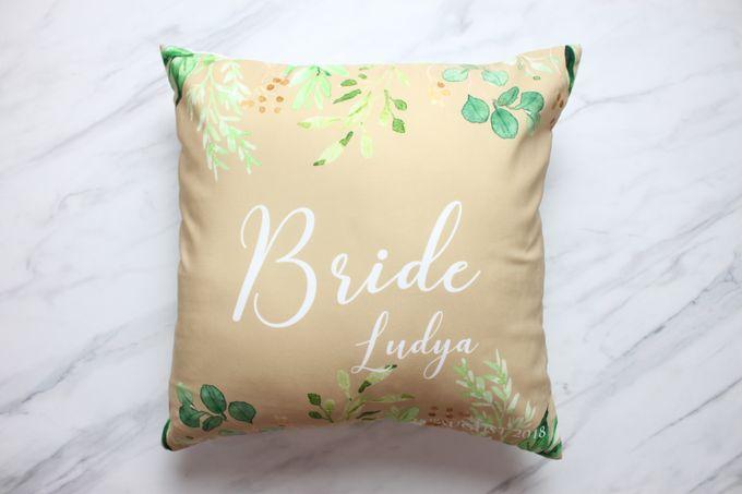 Jekson & Ludya Wedding by Eline Gift - 002