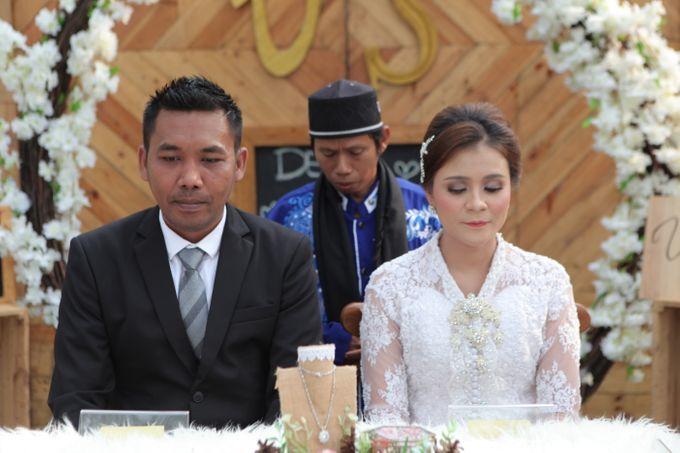 The Wedding of Supri & Delvi ❤️ by Favor Brides - 008