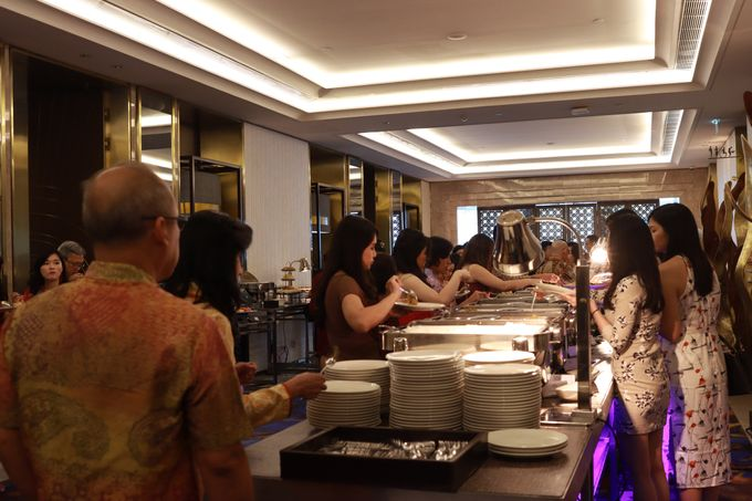 Entertainment Sangjit Raffles Hotel Jakarta - Double V Entertainment by Raffles Jakarta - 031