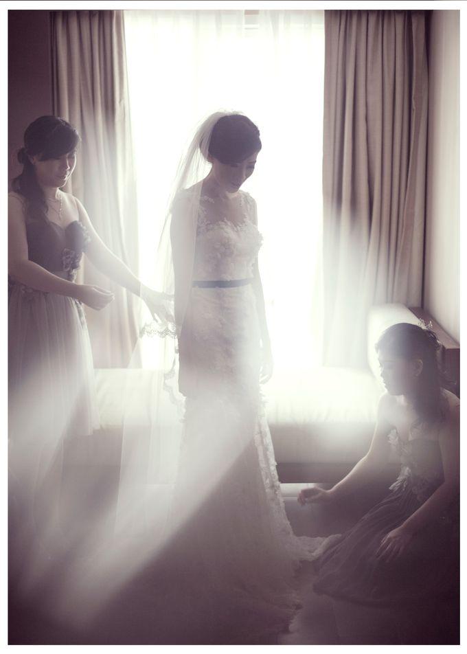 The Wedding of Marcelia & Anton by Ahava by Bona Soetirto - 022