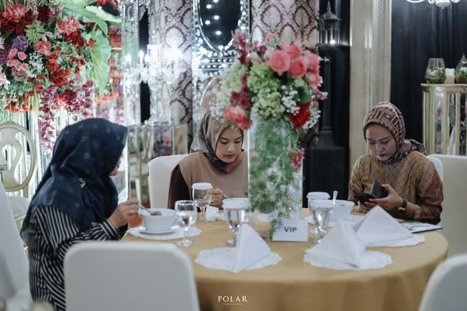 Balqis & Nasa - 14 December 2019 - Sudirman Grand Ballroom by Zulfa Catering - 009