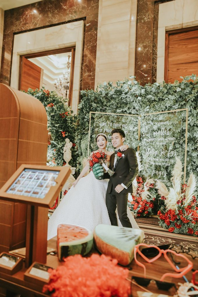 Jennifer and Alvin Wedding by de_Puzzle Event Management - 005