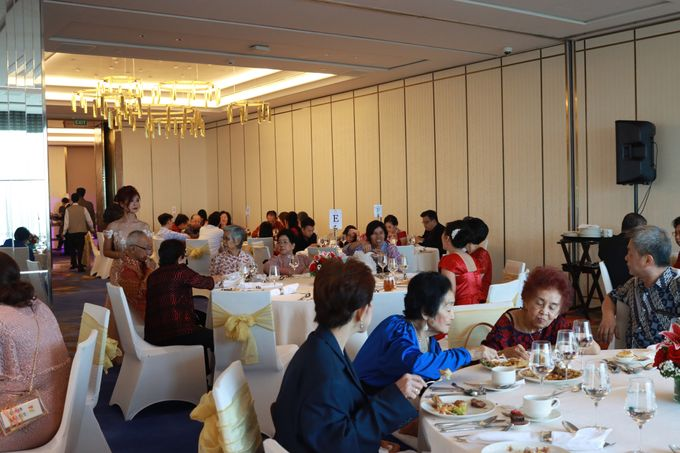 Entertainment Sangjit Raffles Hotel Jakarta - Double V Entertainment by Raffles Jakarta - 032
