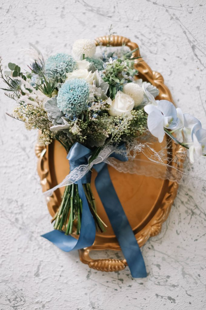 The Wedding Of Edwin & Raissa by delazta wedding coordinator - 044