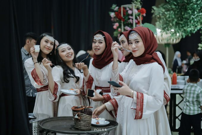Balqis & Nasa - 14 December 2019 - Sudirman Grand Ballroom by Zulfa Catering - 010