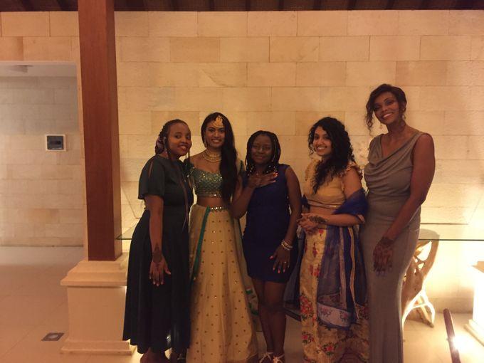 Henna service on Myrin and Sarnia Wedding by Nirvana Henna by Shinta - 010