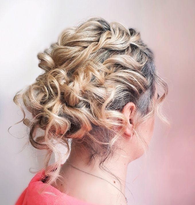 Bridal Hair by Maë Hair Specialist - 006