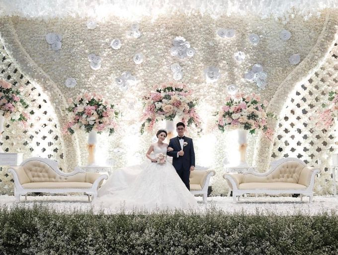 Wedding of David & Caca by Wong Hang Distinguished Tailor - 003