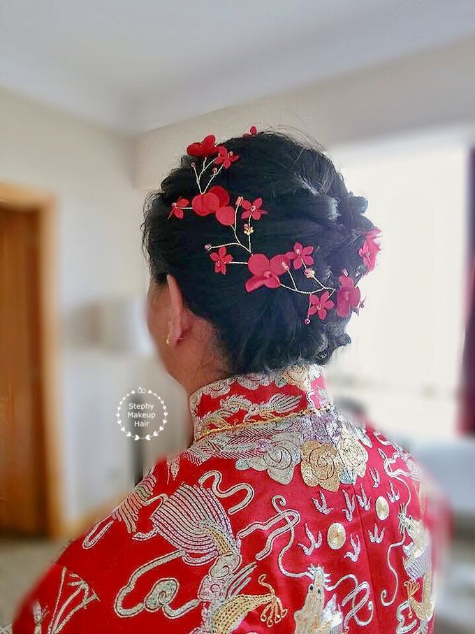 Bay Qi Qun Kua Actual Day by Stephy Ng Makeup and Hair - 001