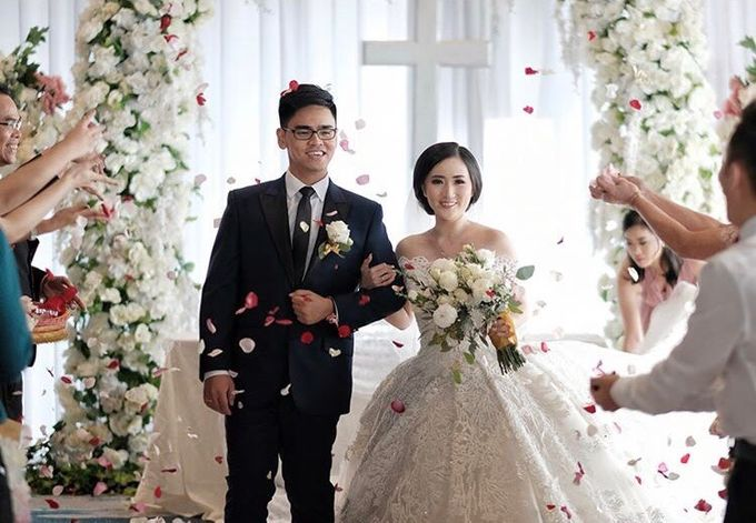 Wedding of David & Caca by Wong Hang Distinguished Tailor - 002