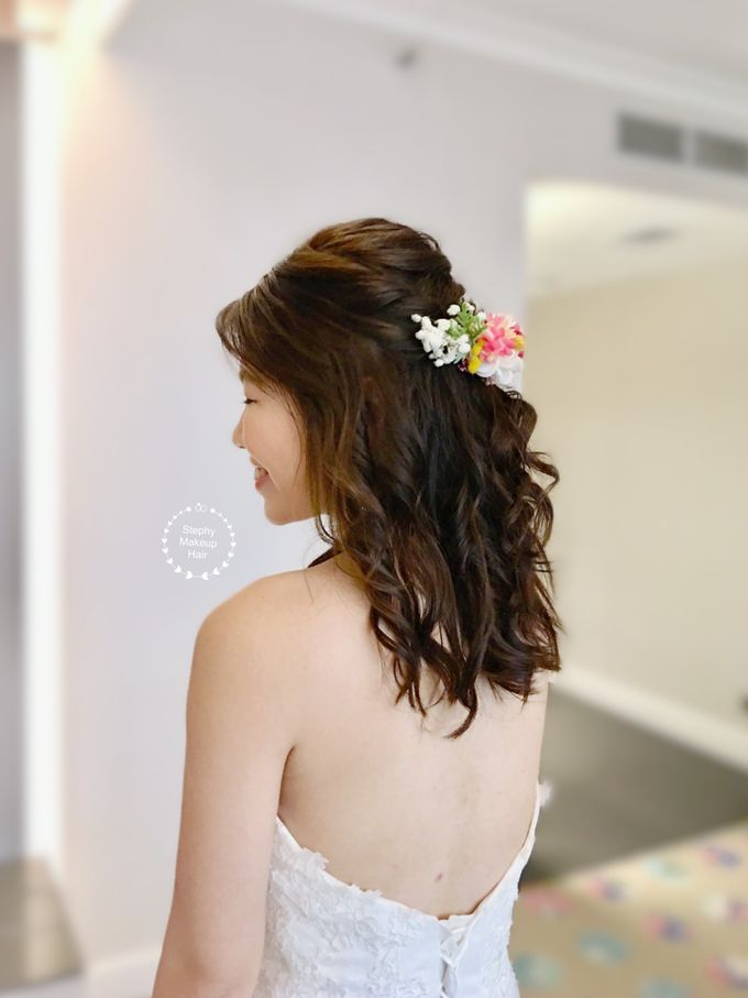 Mei Actual Day Morning by Stephy Ng Makeup and Hair - 007
