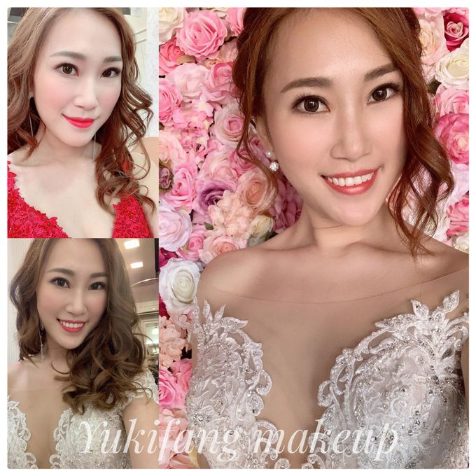Korean Makeup And Hairstyling by Digio Bridal - 002