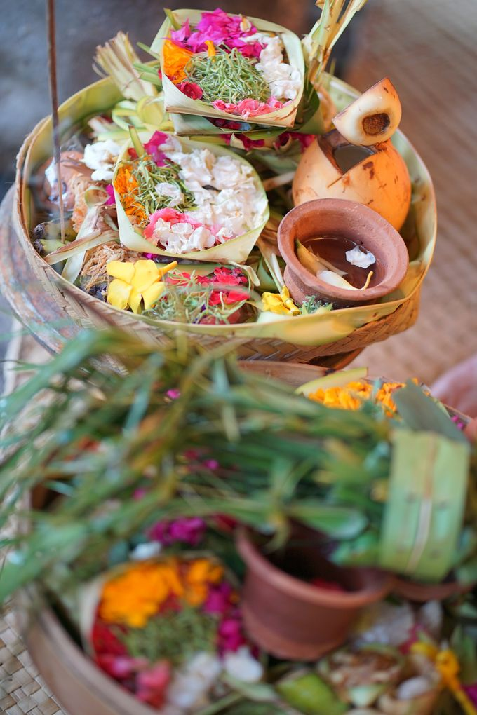 Margarita and Aleksei Wedding Blessing Ceremony by Fivelements Bali Retreat - 008