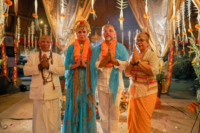 Margarita and Aleksei Wedding Blessing Ceremony by Fivelements Bali Retreat - 013