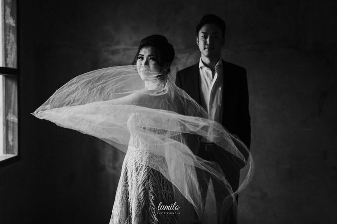 Prewedding of Masa Ueda & Melissa by Lumilo Photography - 002