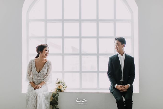 Prewedding of Masa Ueda & Melissa by Lumilo Photography - 007