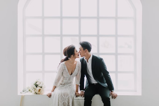 Prewedding of Masa Ueda & Melissa by Lumilo Photography - 008