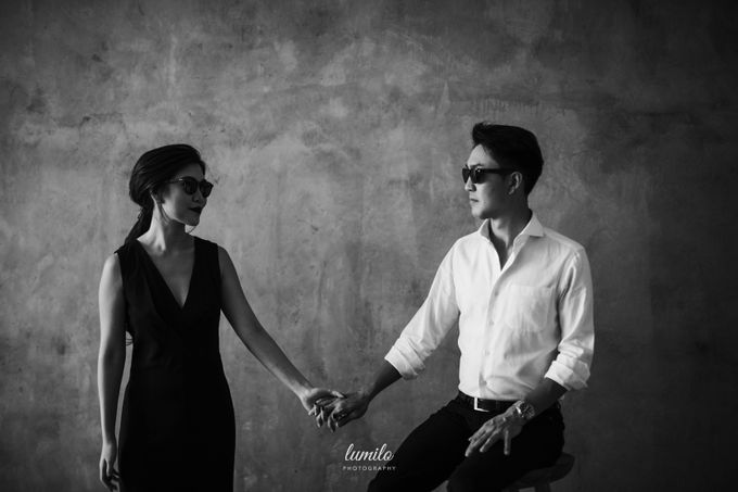 Prewedding of Masa Ueda & Melissa by Lumilo Photography - 012