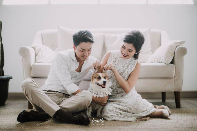 Prewedding of Masa Ueda & Melissa by Lumilo Photography - 017