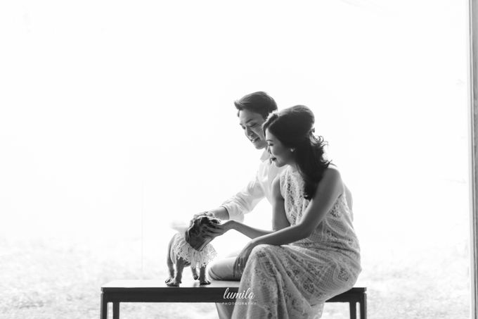 Prewedding of Masa Ueda & Melissa by Lumilo Photography - 016