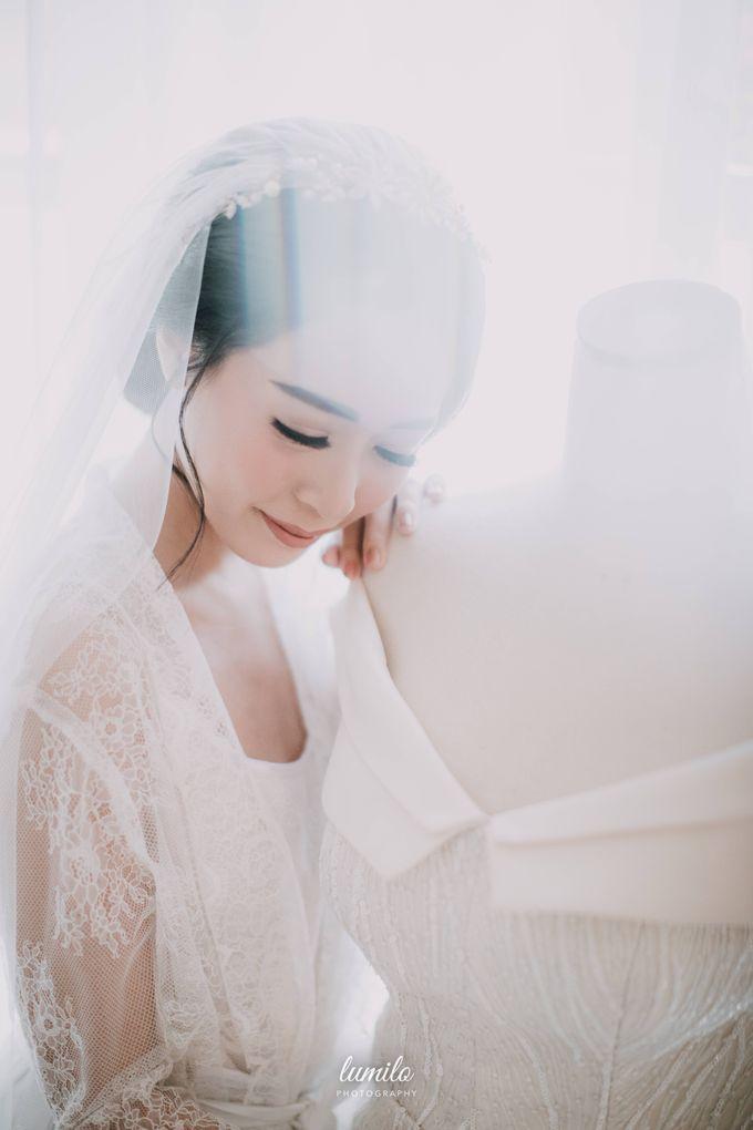 Ryan & Amadea Wedding day by Lumilo Photography - 003
