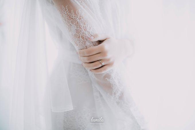 Ryan & Amadea Wedding day by Lumilo Photography - 004