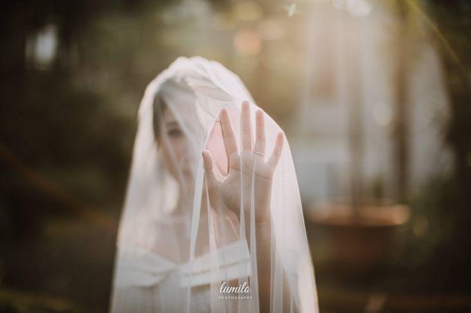 Ryan & Amadea Wedding day by Lumilo Photography - 005