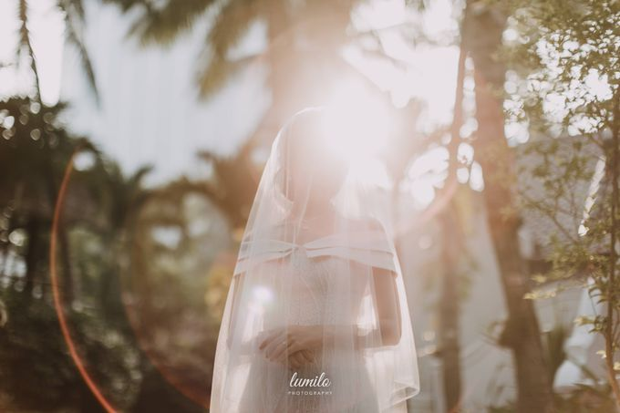 Ryan & Amadea Wedding day by Lumilo Photography - 006